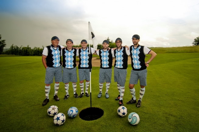 FootGolf at Red Oaks Golf Course