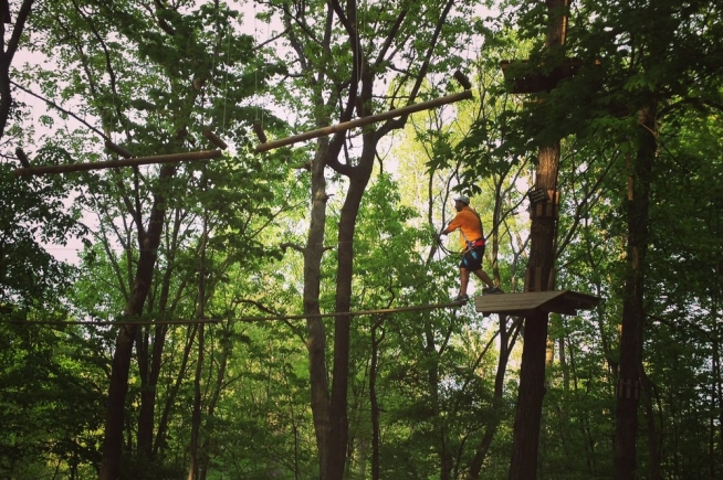 The Adventure Park at West Bloomfield
