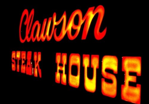 The Clawson Steakhouse