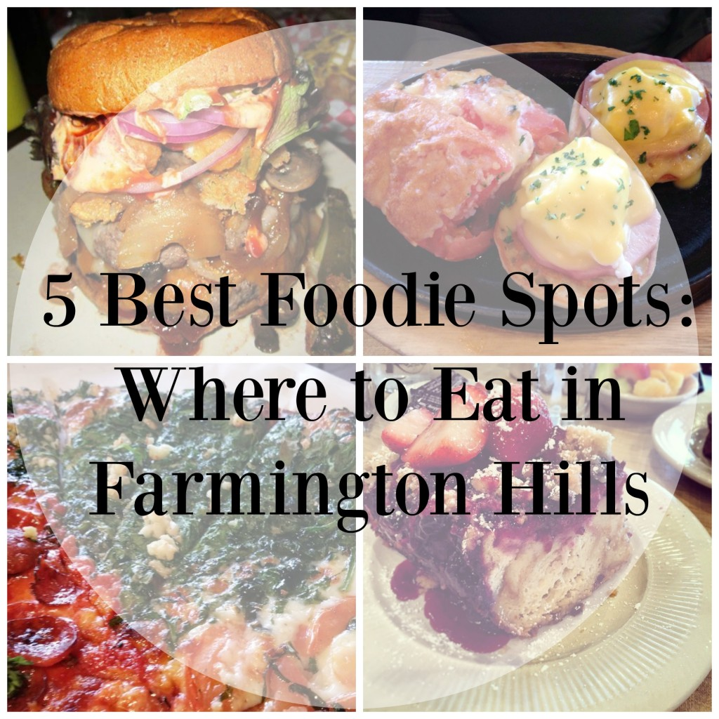 foodie spots in farmington hills