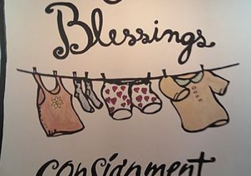 Our Blessings Consignment