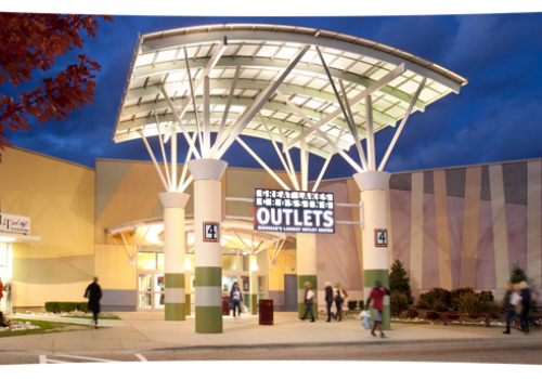 Great Lakes Crossing Outlets