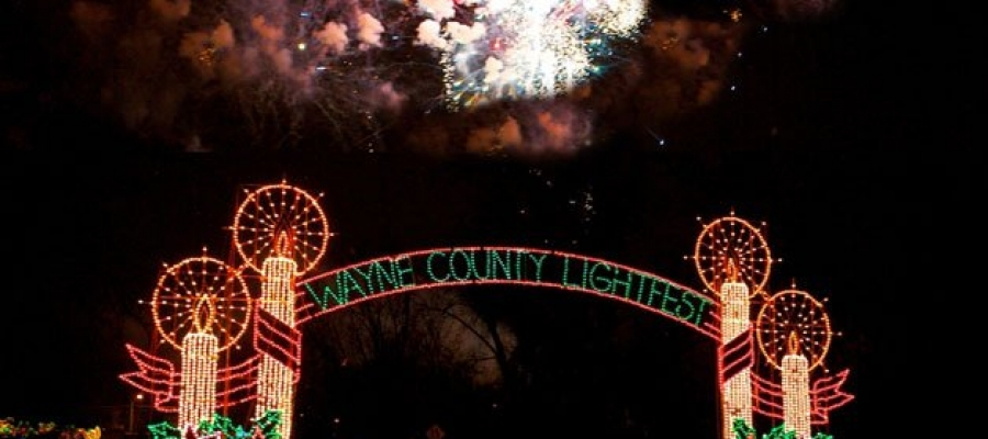 Holiday Displays and Tree Lightings in Southeast Michigan
